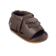 Summer PU Leather Fringe Newborn Baby & Girl Boy Crib First Walkers Soft Soled  Baby Moccasins Moccs Shoes