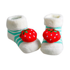 Cotton Socks for Newborn Baby Character Cute Baby Girl Socks
