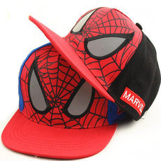 Children Cartoon Spiderman Baseball Caps Snapback Adjustable Children Sports Hats Fit For 48-53cm