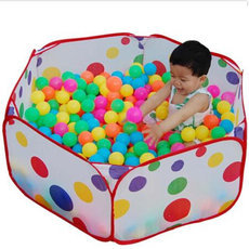 Children Toys Tent Game Ball Pits Pool Foldable Children Ball Pool Outdoor Fun Sports Educational Toy
